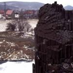 Basaltpelare, Tjeckien
